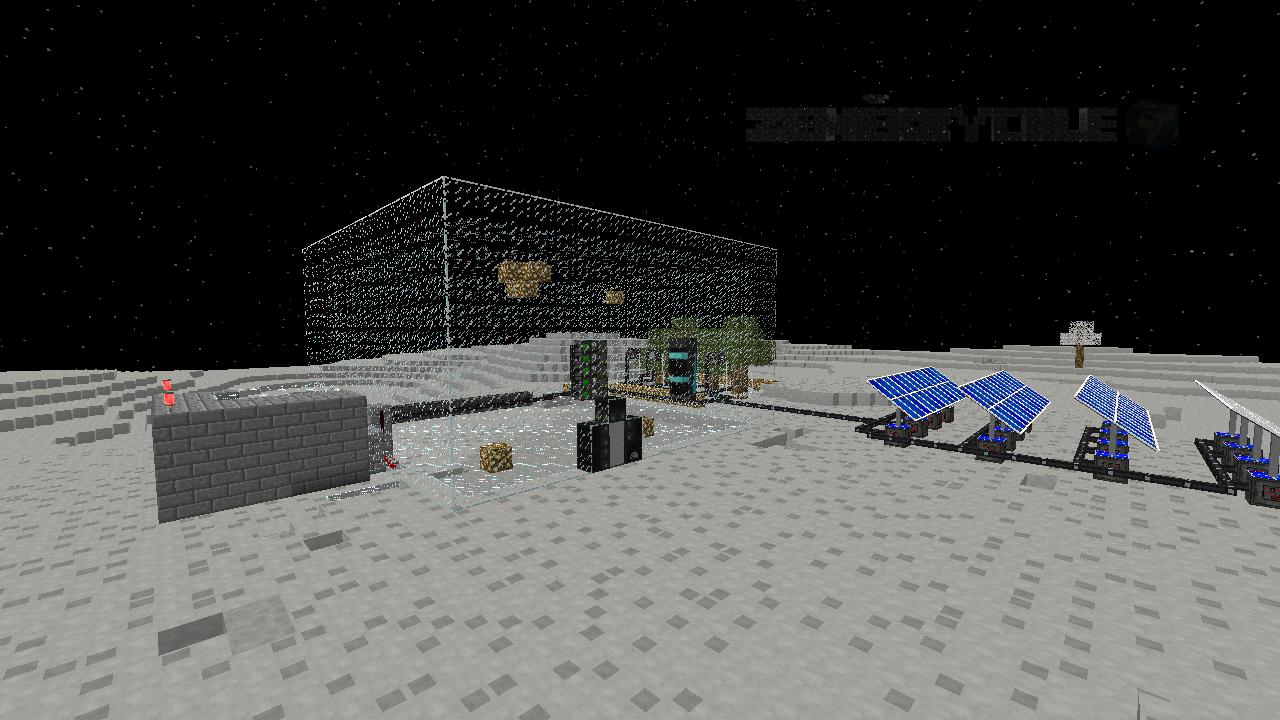 Měsíc vzduchová stanice
