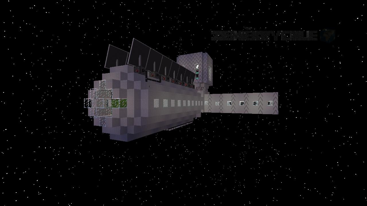 Orbitální stanice